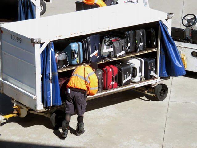 delta tracks checked bags