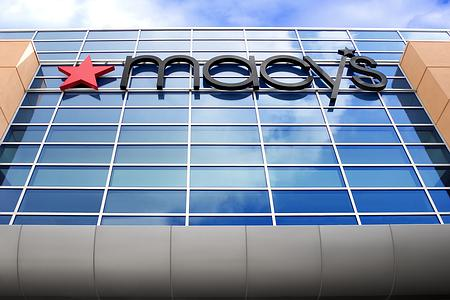 Macy's responds to store closing sales