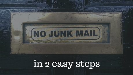 How to stop junk mail in 2 steps | Jenn Strathman