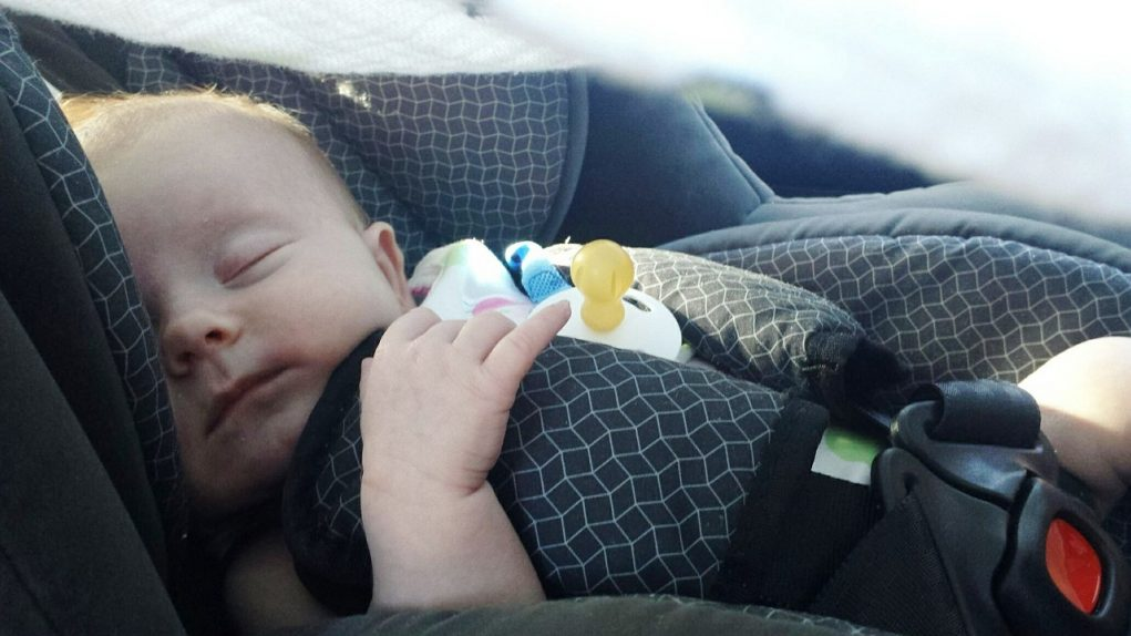 Baby car seat mistakes
