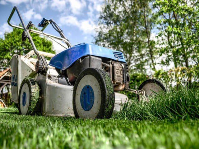 ethanol gas ruins lawnmowers