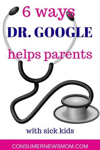 how dr. google helps parents