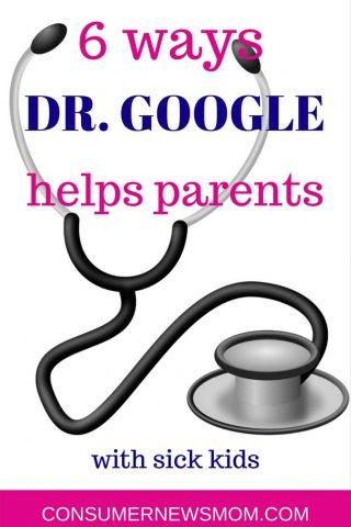 how dr. google helps parents