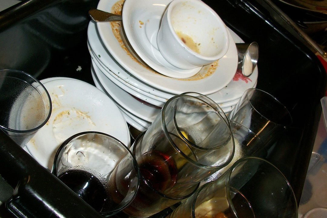 clean dishes better