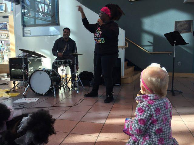 jazz museum free music