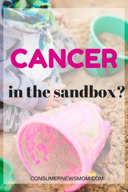 cancer in the sandbox
