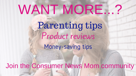 consumer news mom parenting tips
