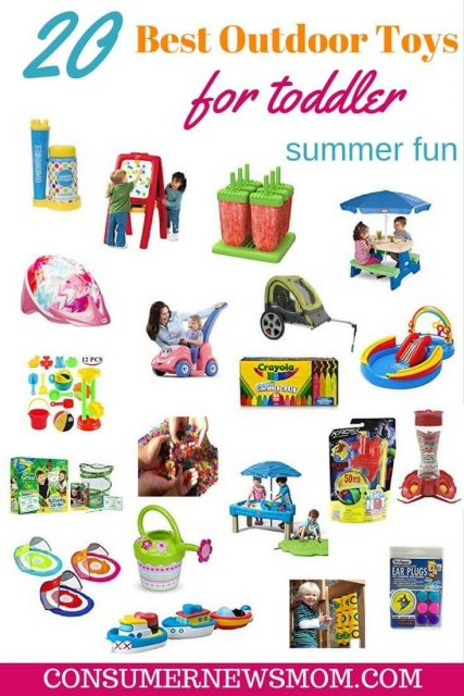 20 best toys for outdoor summer fun