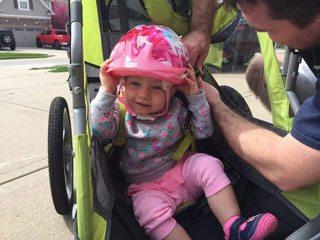 bell infant mini bike helmet