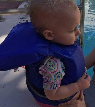 Stearns Infant Classic Series Vest