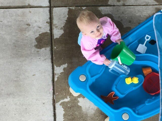Step 2 water table outdoor toy